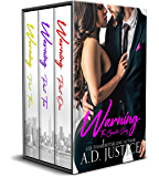 The Warning Trilogy: The Complete Set: (An Anti-Hero Mafia Romantic Suspense Series)