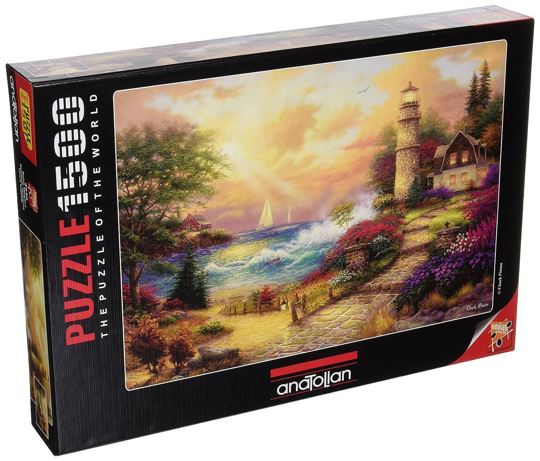 Anatolian Seaside Dreams – Puzzle (1500 Piezas)