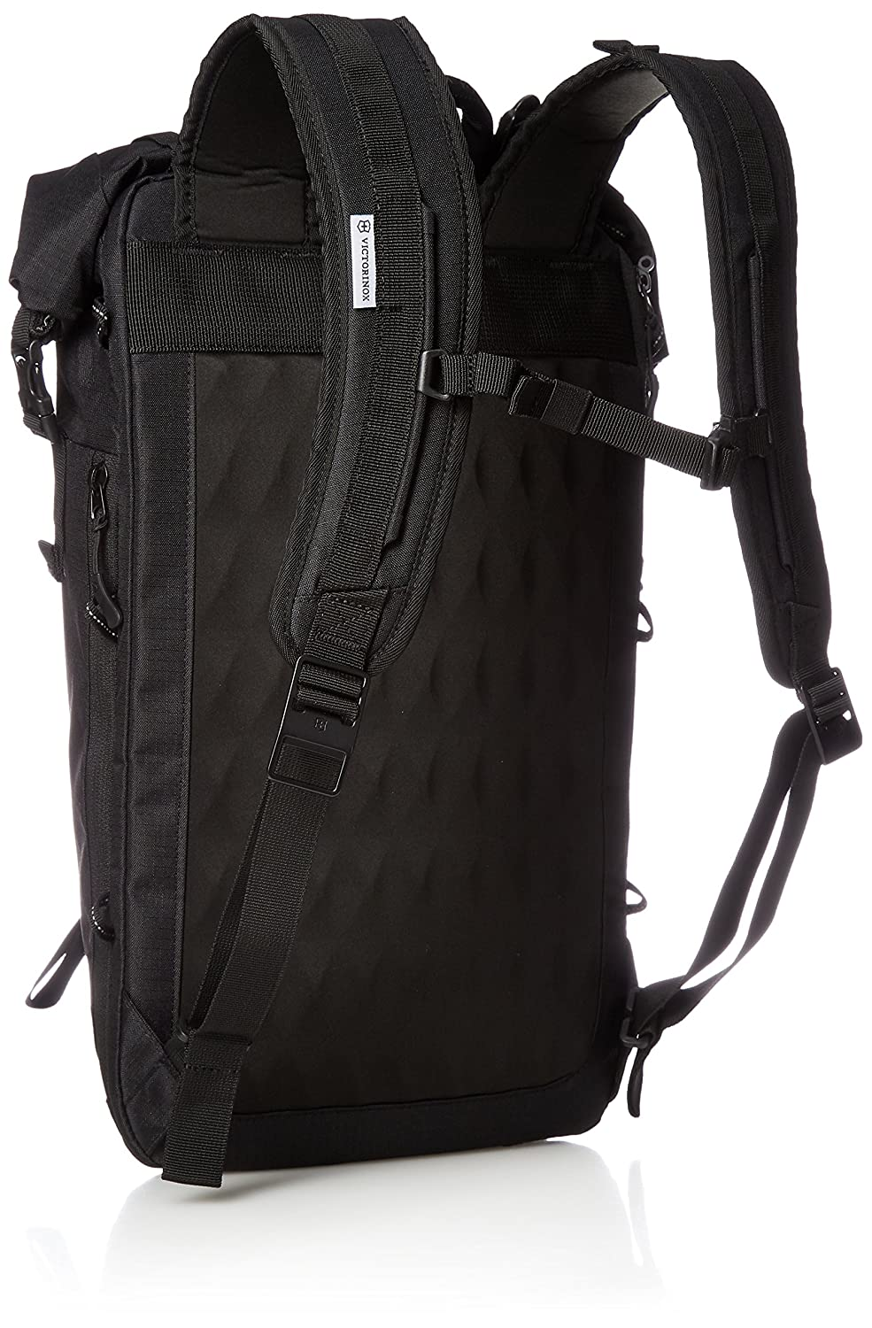 Amazon.com: Victorinox Altmont Active Rolltop Compact Laptop Backpack, Black One Size