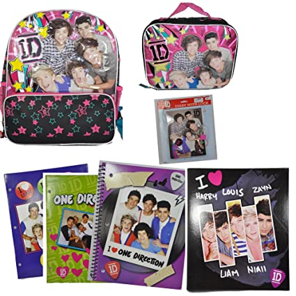 Amazon com: One Direction School Supplies and Back to School