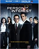 Person of Interest: The Complete Third Season [Blu-ray] [Import]