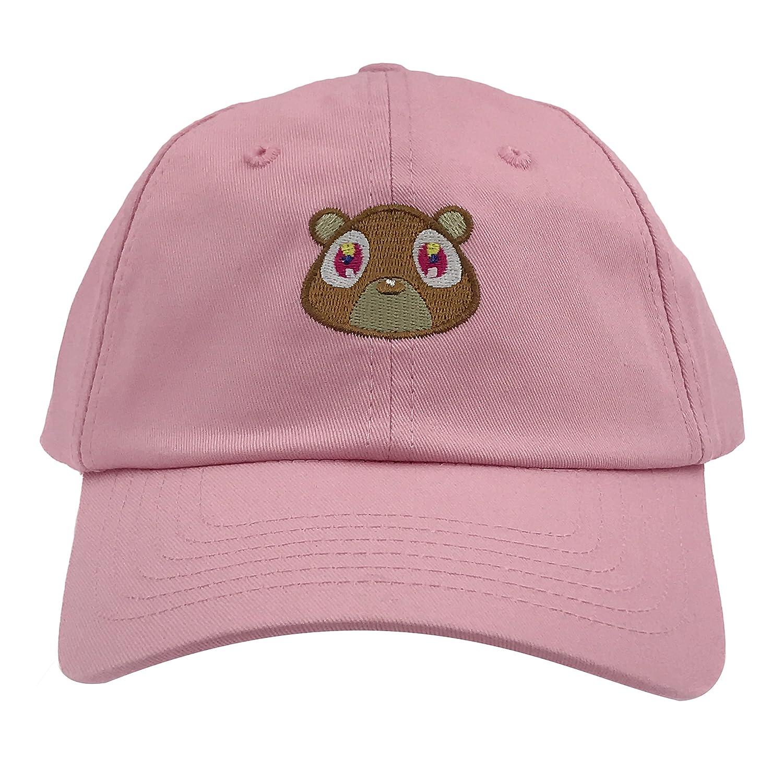 b7c3a7bb622a0 Generic Kanye West Bear Hat Dad Hat Strap Back Costume Head Men Women New  Tan  Amazon.ca  Books