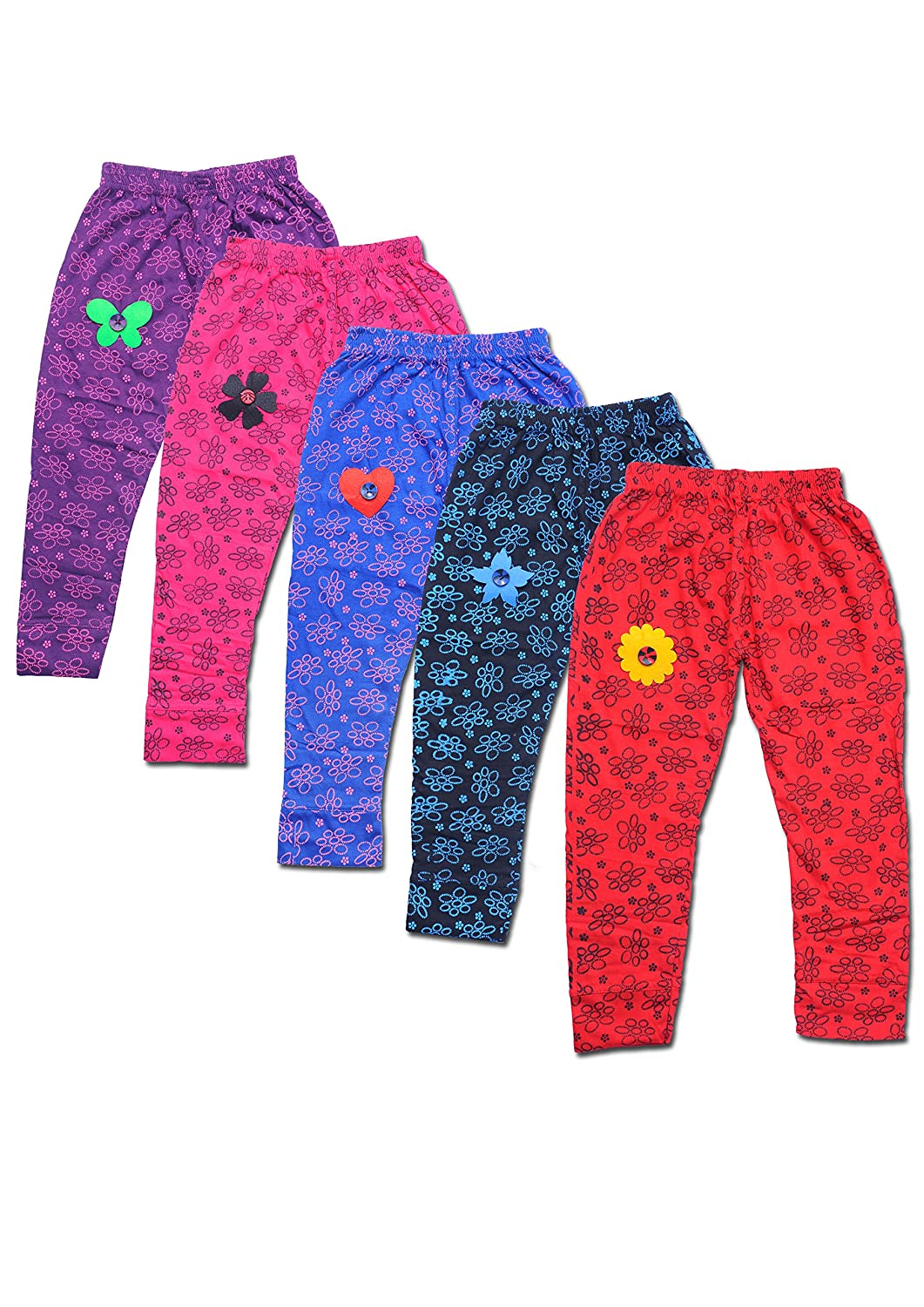 badf88ab Leggings For Girls: Buy Leggings For Girls online at best prices in ...