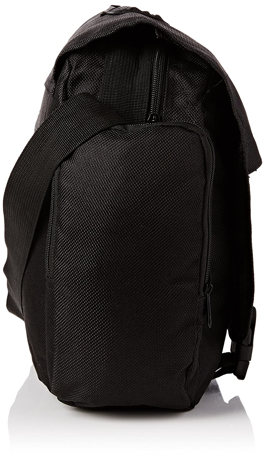 12fe53330b6f Large Messenger Shoulder Meeting Bag for School College Office W Organiser  Pocket - Holds A4 Folders: Amazon.co.uk: Luggage