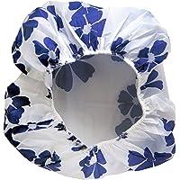 Toucas de Plástico para Banho, 8464, Marco Boni, Cores Sortidas, 2 Unidades