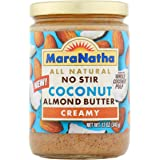 Maranatha Coconut Almond Butter, No stir, 12 oz (2 pack)