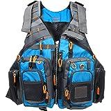 Amarine-made Fly Fishing Vest Pack (Fishing Vest/ Fishing Sling Pack/ Fishing Backpack)