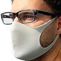 STELLENBERG Design 3-pack maskers van licht schuim direct leverbaar uit Duitsland herbruikbaar wasbaar brildragers…