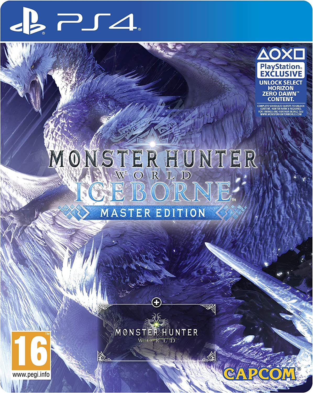 Monster Hunter World Iceborne Master Edition Steelbook ...