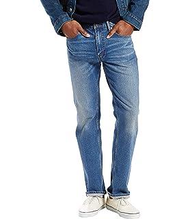 9f96a60b Levi's Men's 505 Regular Fit Jean at Amazon Men's Clothing store: