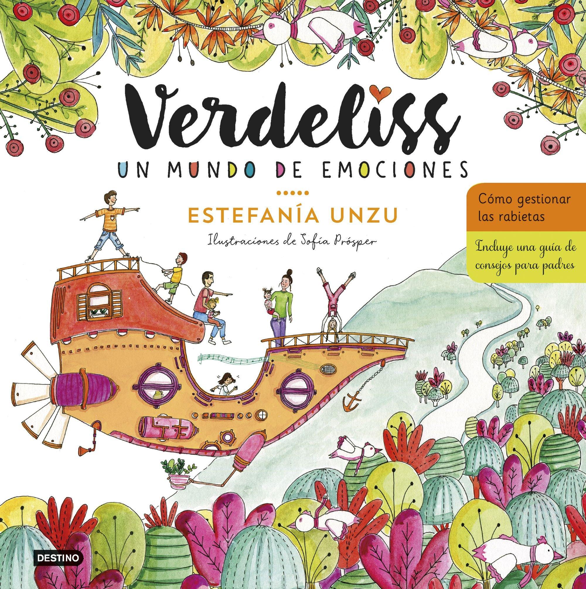 Verdeliss, un mundo de emociones Youtubers infantiles ...