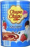 Chupa Chups Tubo de 100 Sucettes Lait 1,2 kg