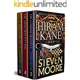 The Hiram Kane Box Set #2