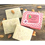 Earthy Sapo Baby Soft Bathing Soap - coconut milk, almond milk, kokum butter