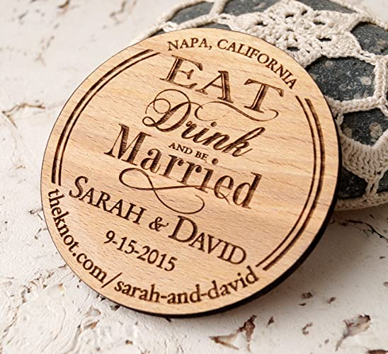 amazon com save the date magnets wedding save the dates rustic