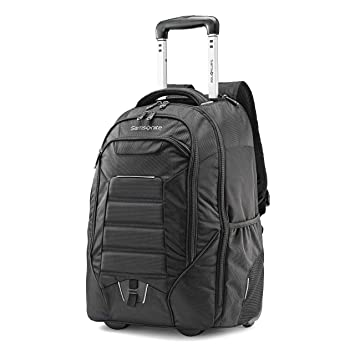 latest trends of 2019 special for shoe on sale Amazon.com | Samsonite Tectonic 2 Wheeled Backpack Black ...