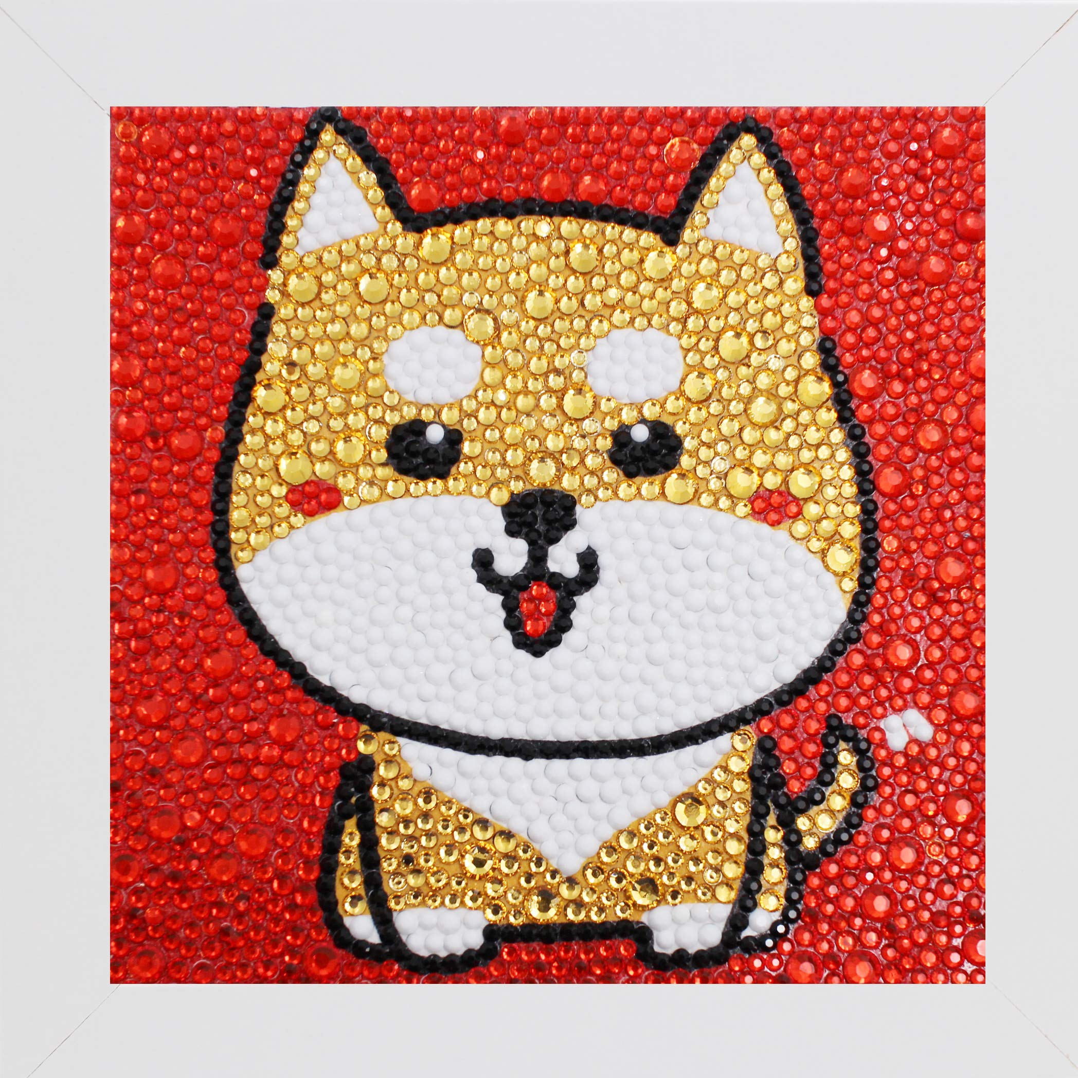 Pintura por Numeros (ITM25991) perro