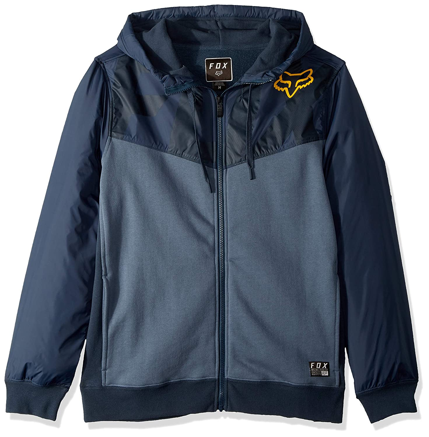 Fox Mens Axle Zip Fleece