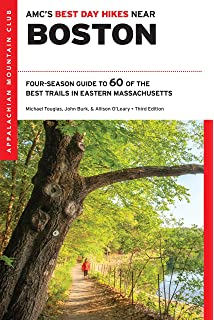 60 hikes within 60 miles boston including coastal and interior regions and new hampshire