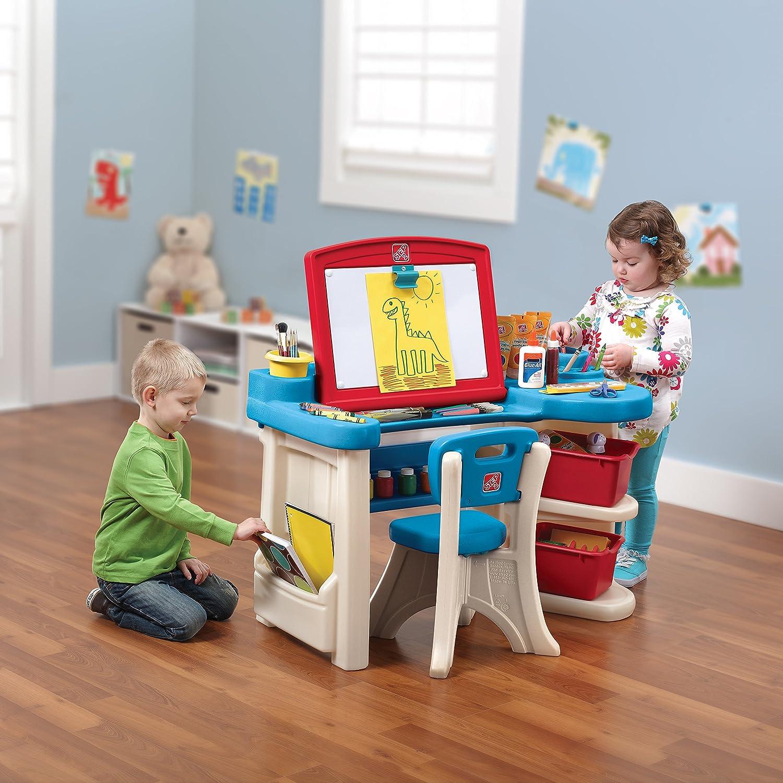 Amazon Step2 Studio Art Desk For Kids Toys & Games