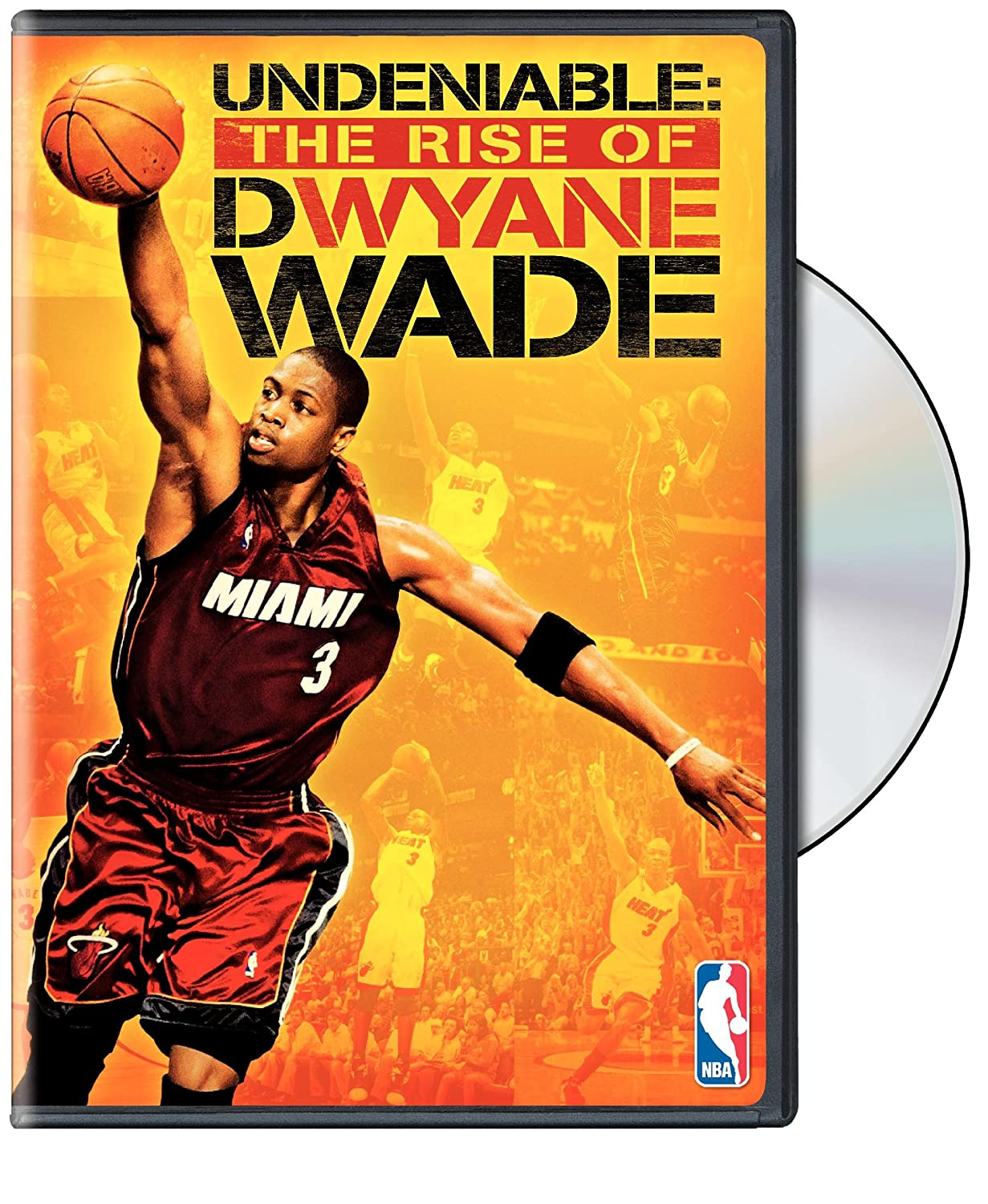 amazon com undeniable the rise of dwyane wade terrence howard