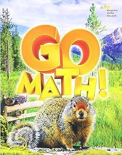 GO Math!: Student Practice Book Grade 4: HOUGHTON MIFFLIN HARCOURT ...