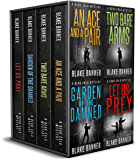A Dead Cold Box Set: Books 1-4