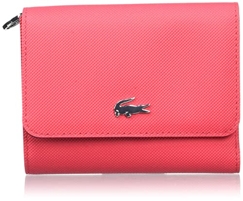 Lacoste NF1967DC, Monedero para Mujer, (Teaberry), 10.5 x 4 ...