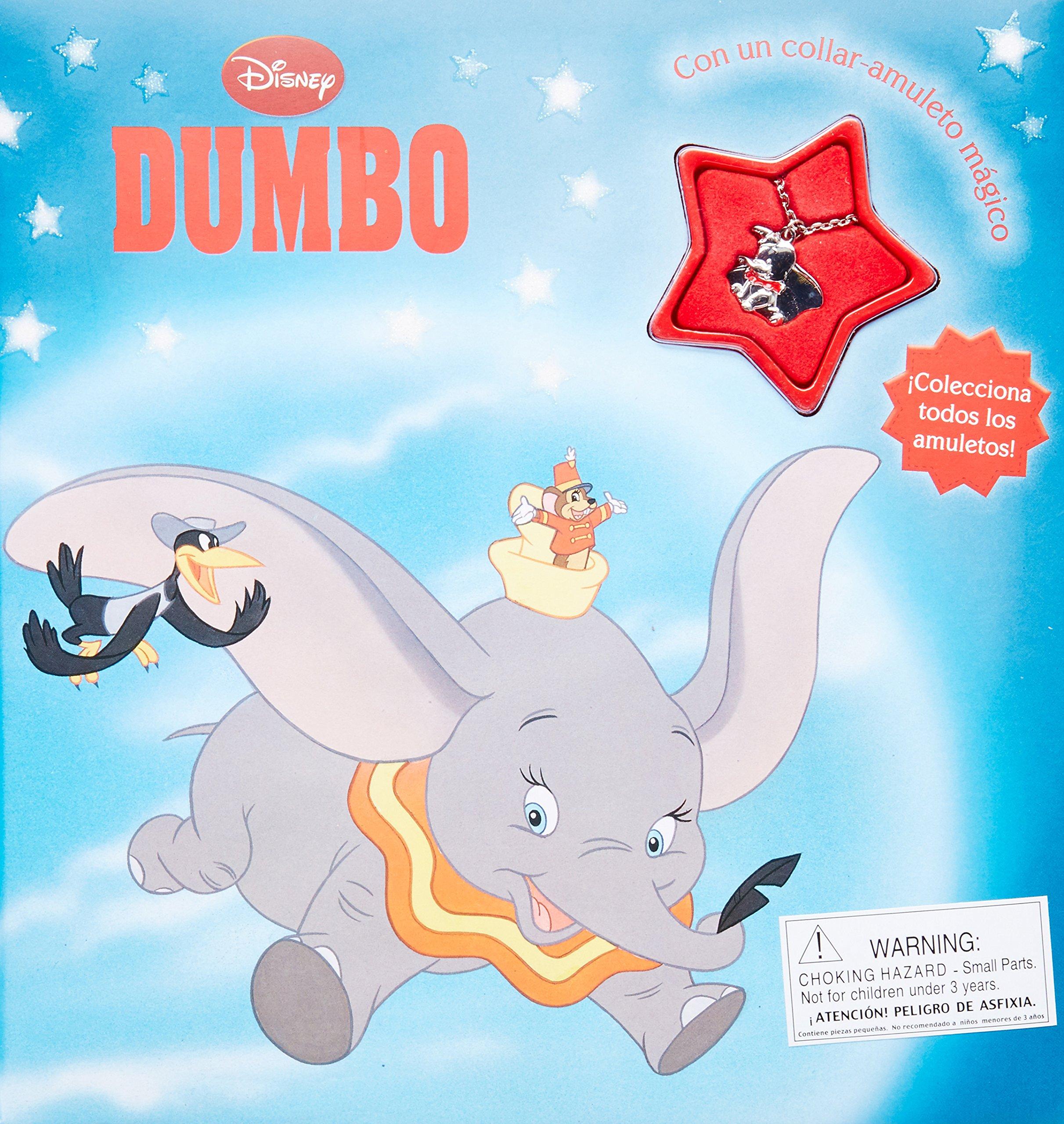 Download Disney Dumbo con un collar-amuleto magico (Disney Charm) (Spanish Edition) pdf epub