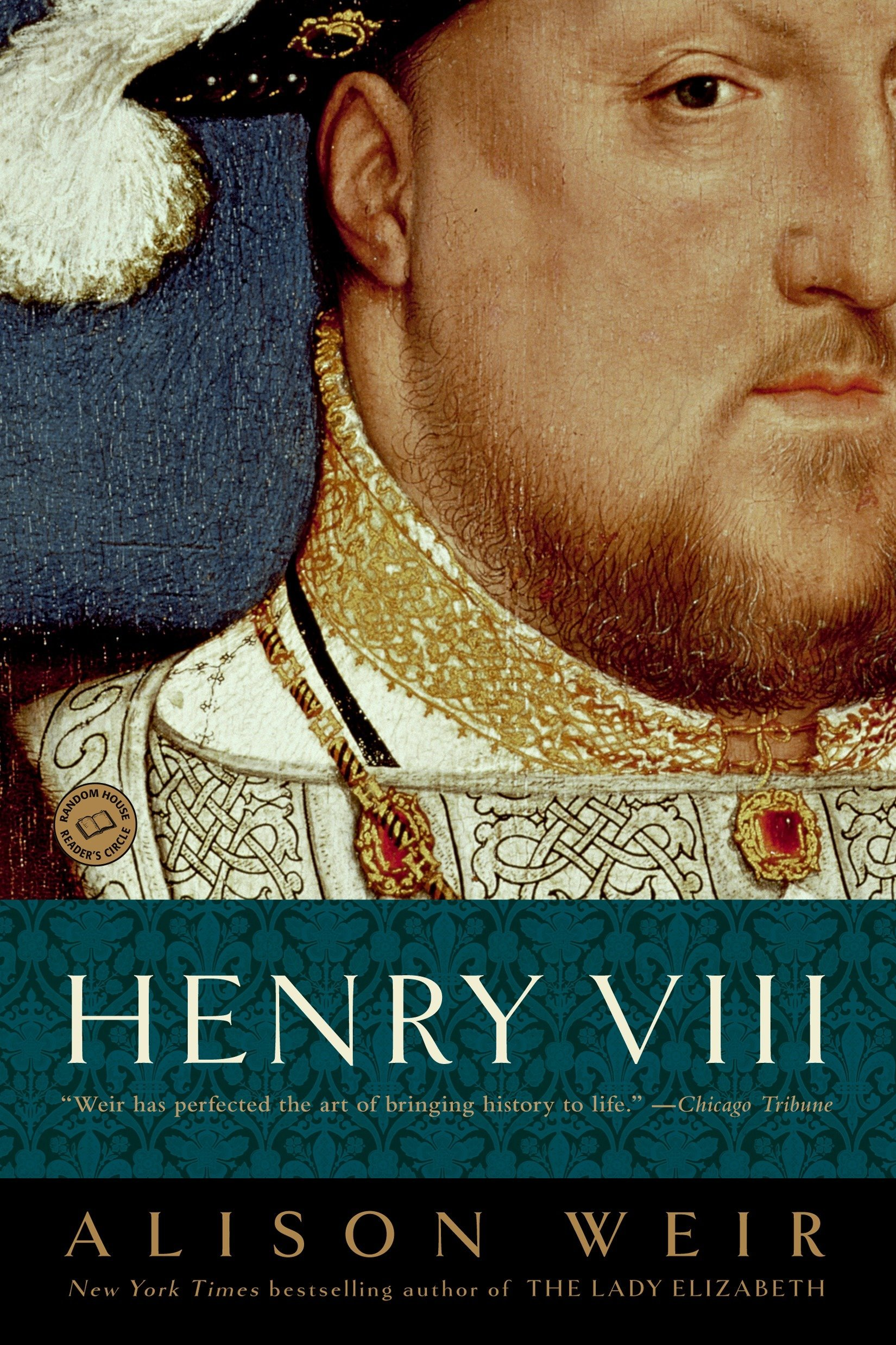 Henry Viii The King And His Court Weir Alison 9780345437082 Amazon Com Books