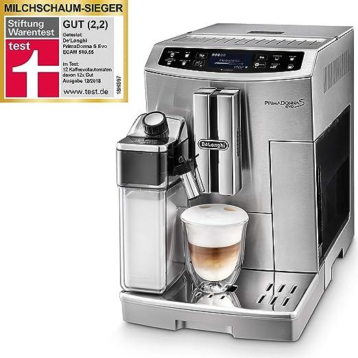 DeLonghi PrimaDonna S EVO - Cafetera Automática Controlable desde ...
