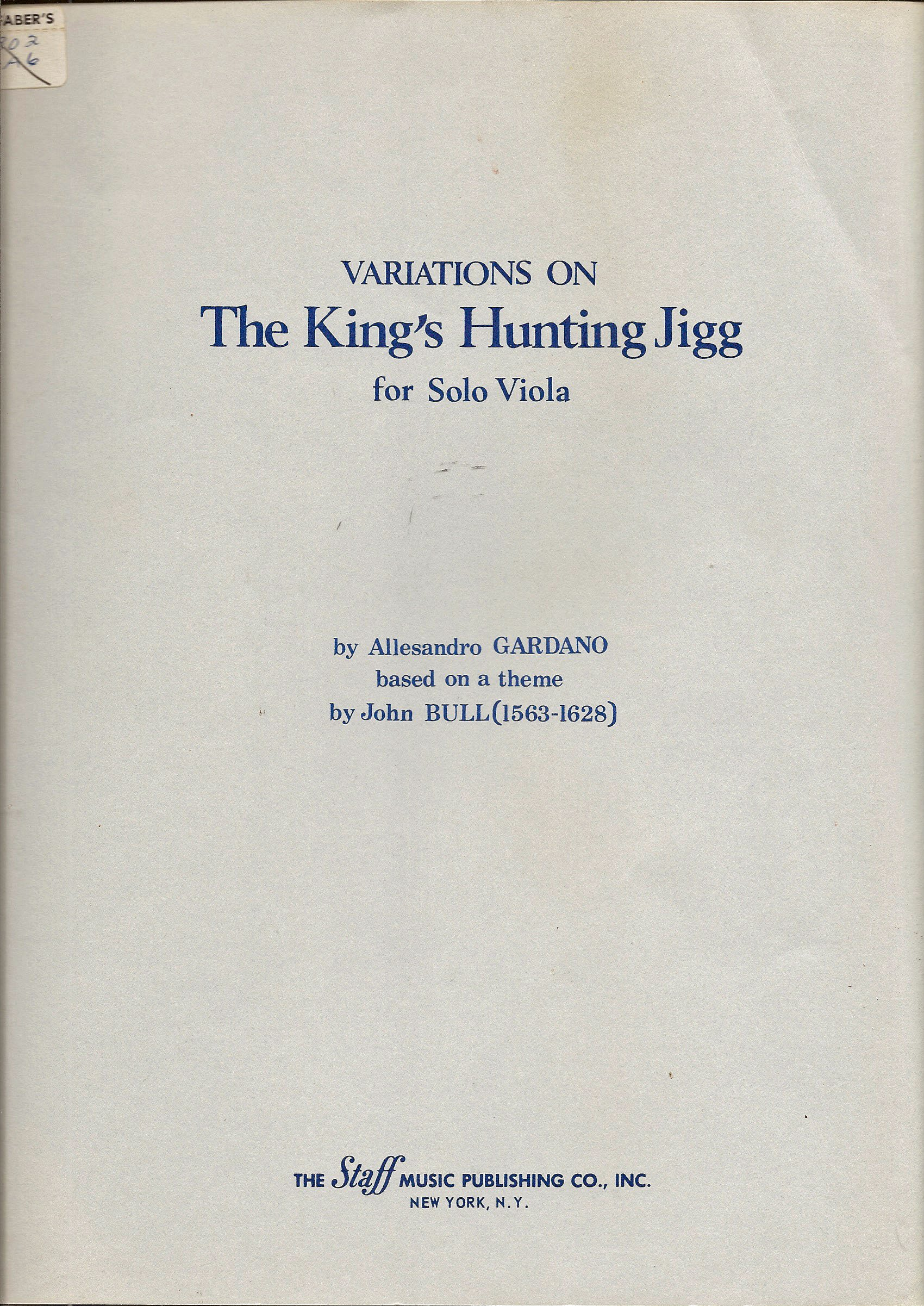 The Kings Hunting Jigg