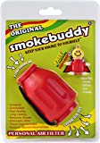 Smoke Buddy 0159-RD Personal Air Filter, Red