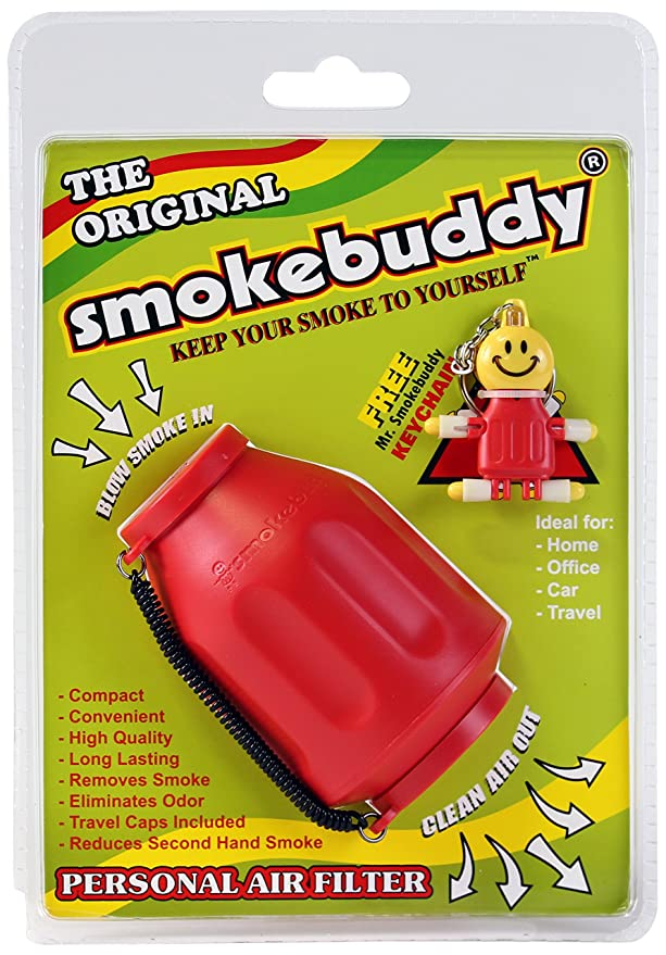 Review Smoke Buddy 0159-RD Personal