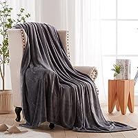 Deals on Ocness Fleece Throw Blankets Queen Size