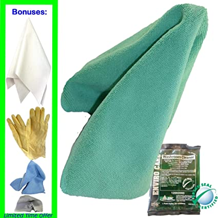 Amazoncom Bathroom Cleaning Kit Best For Toilet Shower Bathtub - Best green bathroom cleaner