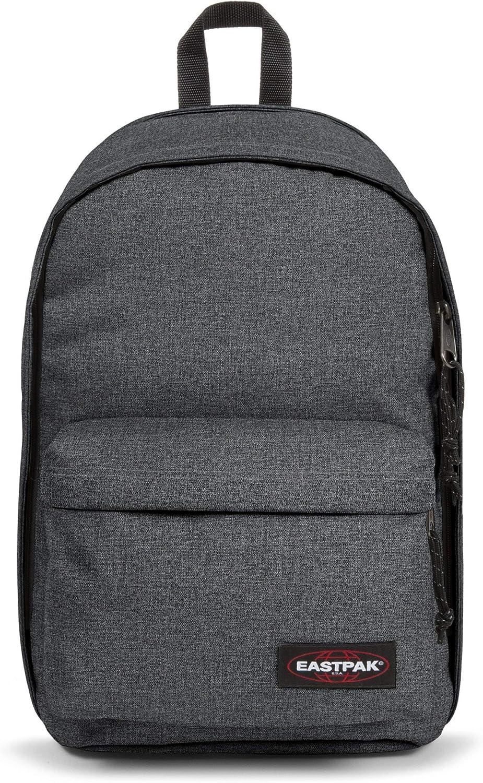Eastpak Back To Work Mochila, 43 cm, 27 L, Gris (Black Denim)