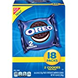 Oreo Chocolate Sandwich Cookies - Snack Packs, 14.04 Ounce