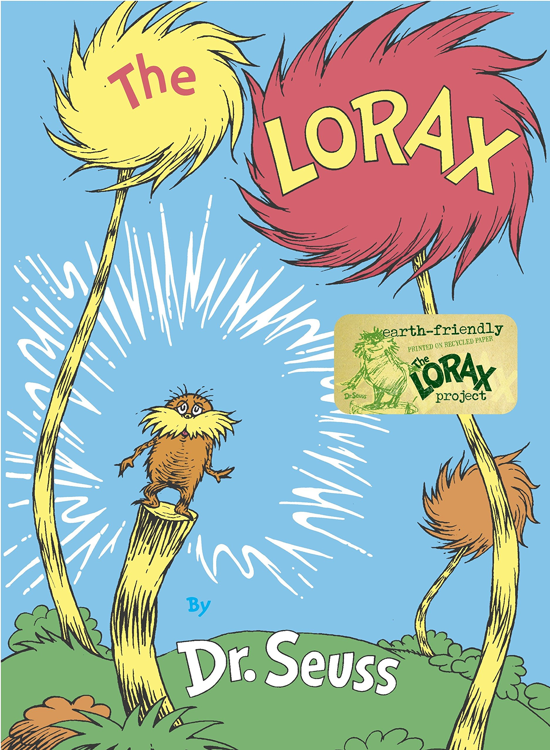 The Lorax (Classic Seuss) by Random House Books for Young Readers (Image #1)