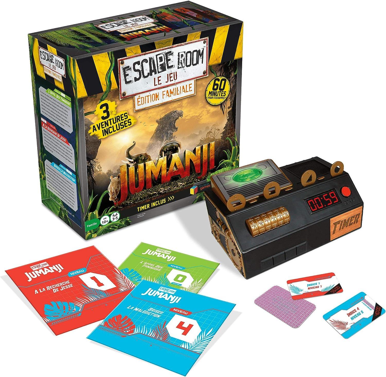Riviera Games Escape Room Le Ju: Jumanji: Amazon.es: Juguetes y juegos