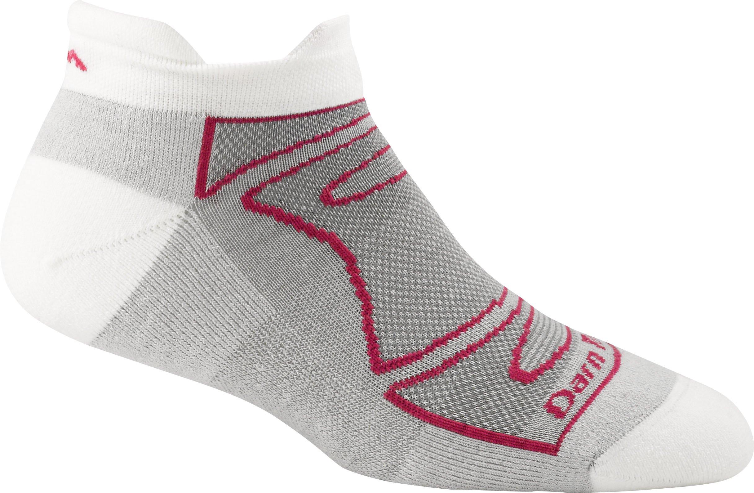 Darn Tough Vermont Women's Merino Wool No-Show Ultra-Light Cushion Athletic Socks
