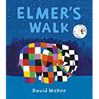 Elmer's Walk (Elmer Picture Books)