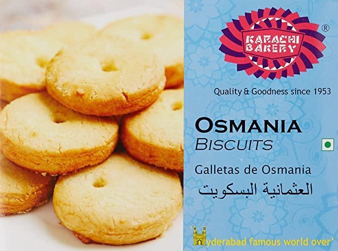 Karachi Bakery Osmania Biscuits, 400g