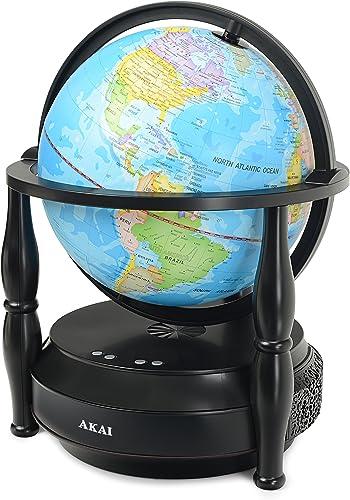 Akai GLU703-BT Bluetooth Speaker