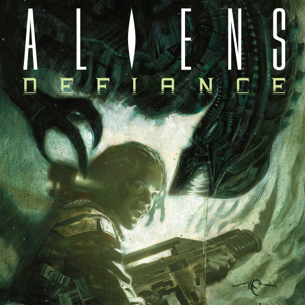 Aliens: Defiance (Issues) (12 Book Series)