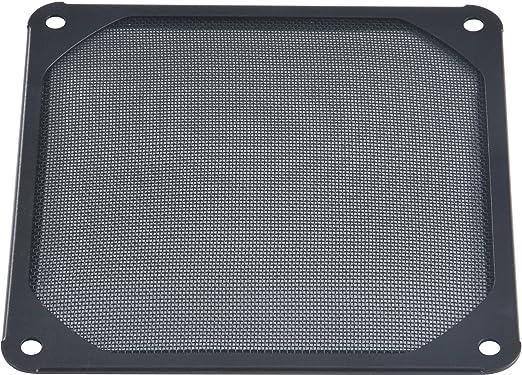 3 opinioni per Akasa Filtro per Ventola, 9 cm, in Alluminio, Nero