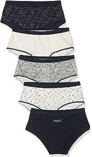 Dim Les Pockets Coton Boxer X5 Shorty Femme, Multicolore (Lot Cruise ... 49e0b15d2b5a