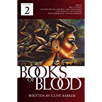 The Books of Blood - Volume 2 book cover