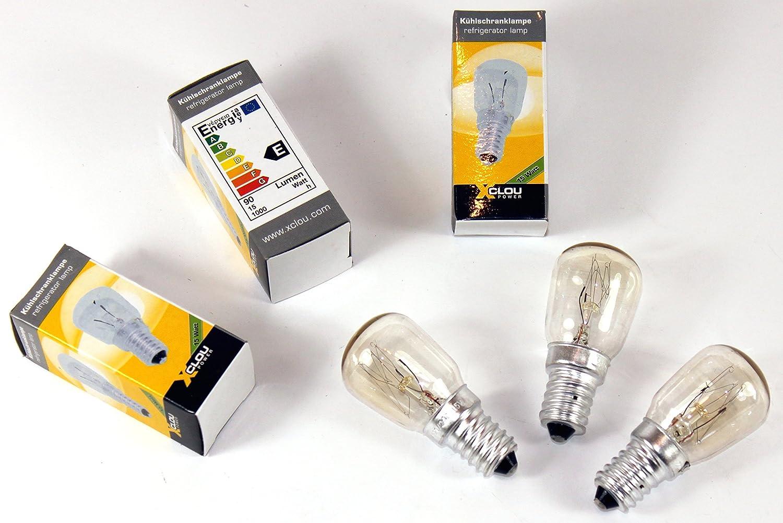 Kühlschrank Lampe 15w : Kühlschranklampe e14 15w kühlschranklampen kühlschrank