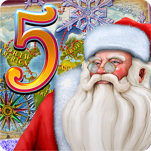 Santa Clause Art (Christmas Wonderland 5 - Hidden Object Adventure Game)